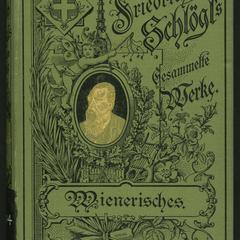 Friedric Schlögl's Gesammelte Schriften : v. 3. Wienerisches