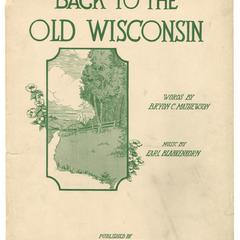 Back to the old Wisconsin