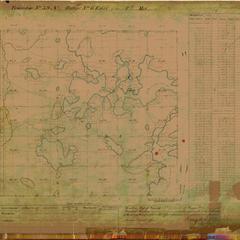 [Public Land Survey System map: Wisconsin Township 39 North, Range 06 East]