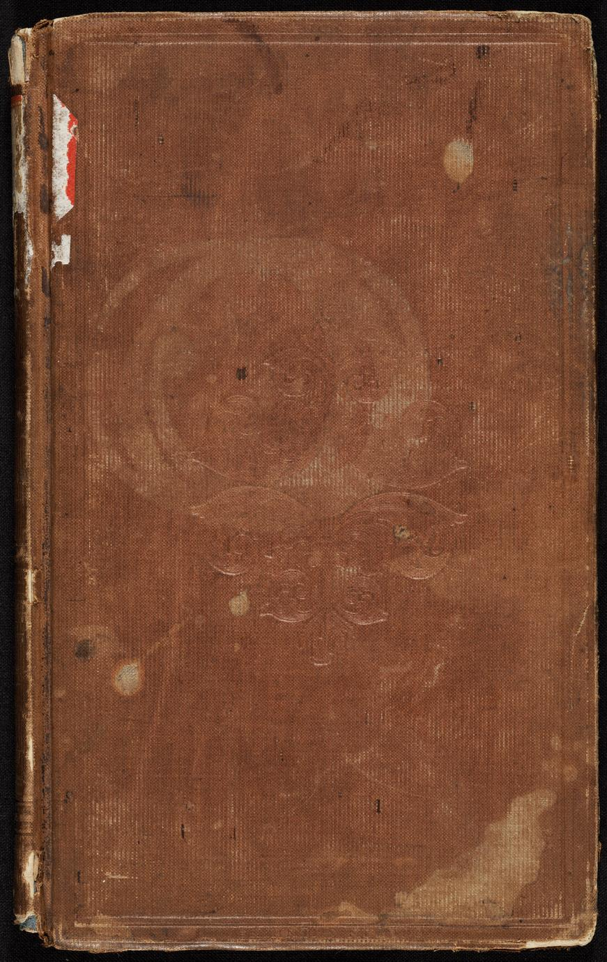A winter in the West Indies and Florida : containing general observations upon modes of travelling, manners and customs, climates and productions, with a particular description of St. Croix, Trinidad de Cuba, Havana, Key West, and St. Augustine, as places of resort for northern invalids (1 of 2)