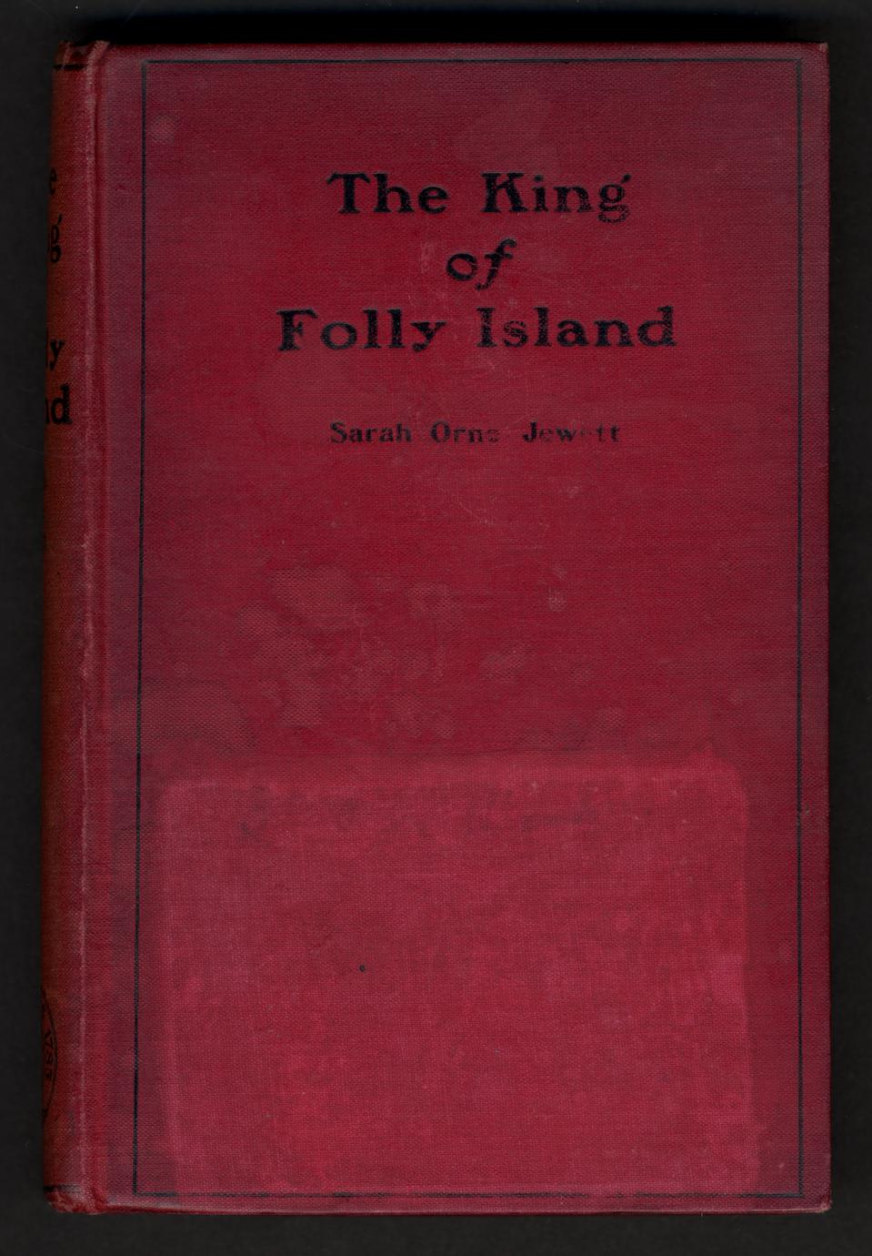The king of Folly Island and other people (1 of 3)