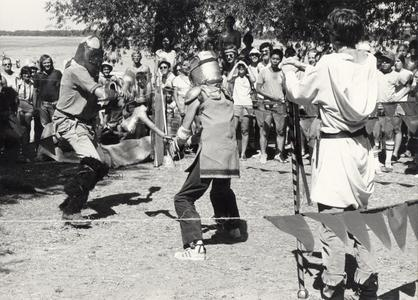 Renaissance fair, 1976