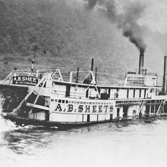 A.B. Sheets (Towboat, 1947-1951)