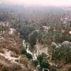 Resort Town of Nefta Near Algerian Border