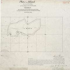 [Public Land Survey System map: Wisconsin Township 43 North, Range 04 East]