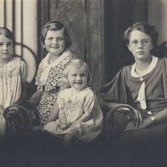 Daughters of Arthur Theiler