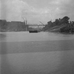 Unidentified Barge