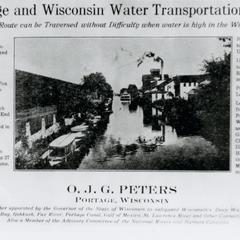 Portage, Wisconsin (Wisconsin towns)