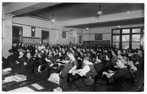 Women's Short Course lecture