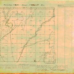 [Public Land Survey System map: Wisconsin Township 19 North, Range 06 East]