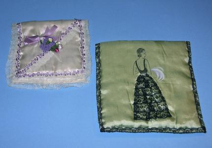 Handkerchief envelopes