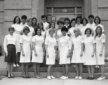 Occupational therapy class of 1968