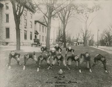 1921 Wisconsin Mining School football team