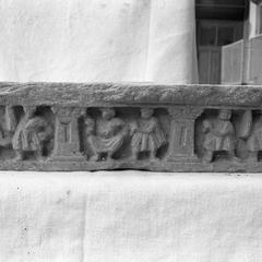 NG268b, Figured Relief