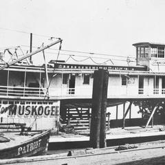 City of Muskogee (Packet, 1908-1922)