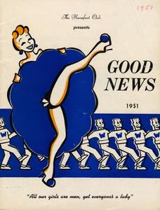 Haresfoot 'Good News' program