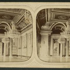 Palais des Tuileries, Salle des Travées