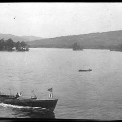 On Lake George, N. Y.
