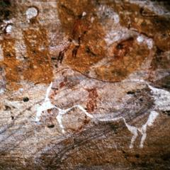 Rock Paintings at Kriedoukrans