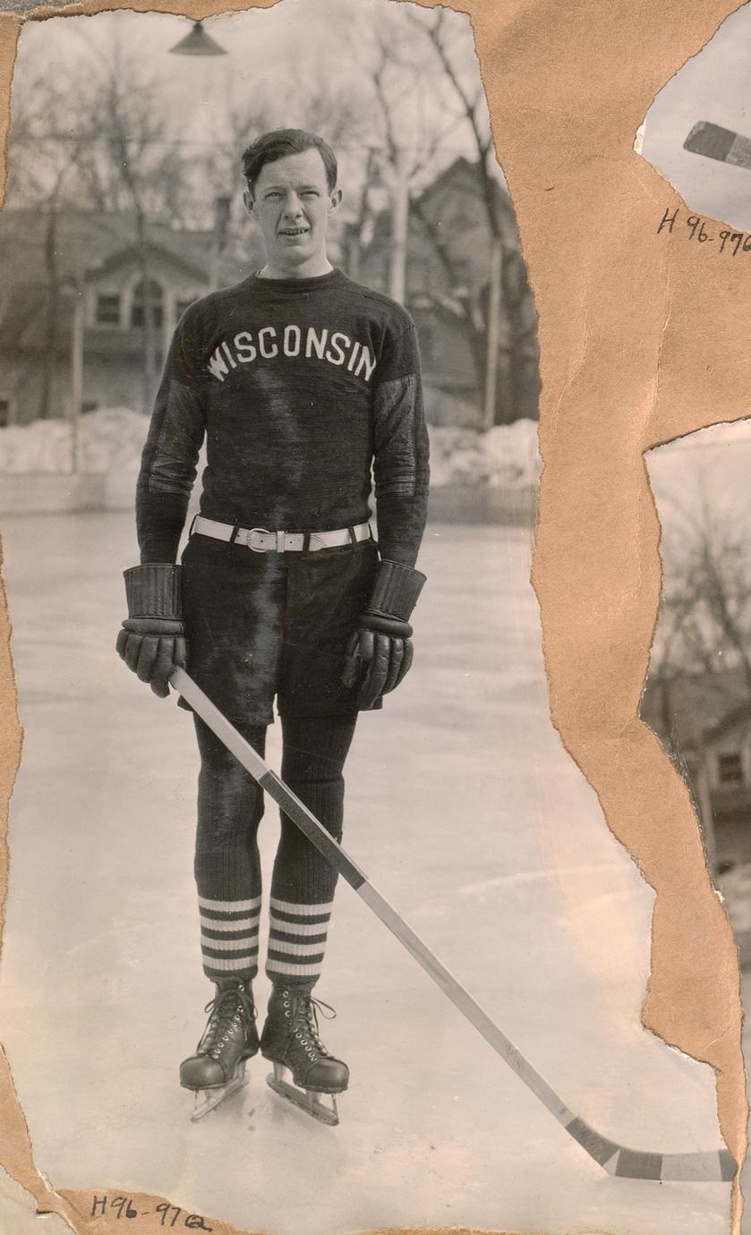 Hockey player Carriere
