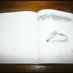 Sketch Book of Jose Roberto Leonel Barreto