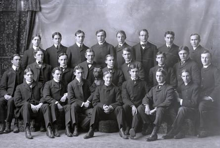 Fraternity Beta Theta Pi, 1902