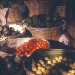 Fruit in market, Guatemala City
