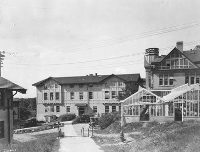 King Hall-Soils Building, ca. 1920