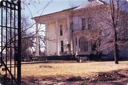 Uncle Soloman's house in Los Lunas