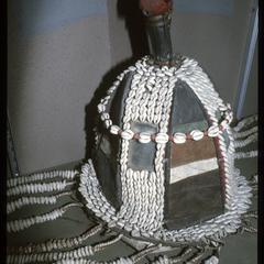 Crown for for Shango (Xango) or Bayanni