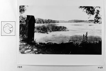University Bay, ca. 1915