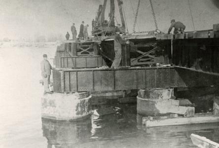 Railroad Bridge Reconstruction