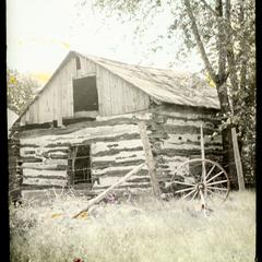 Bockman log cabin
