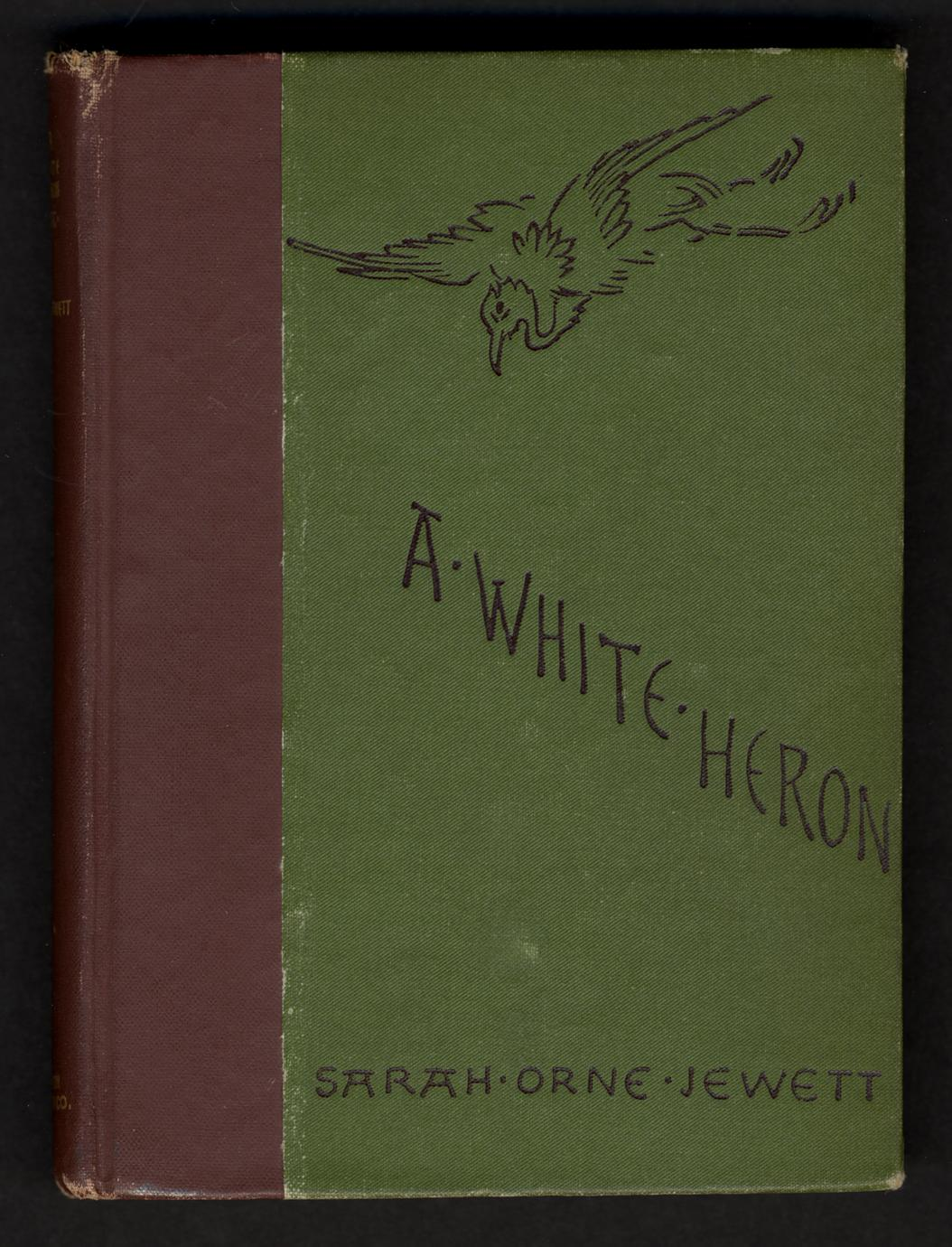 A white heron and other stories (1 of 2)