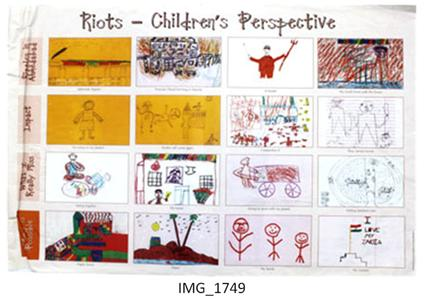 Riot-children's perspective
