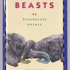 Averse to beasts : twenty-three reasonless rhymes