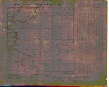 [Public Land Survey System map: Wisconsin Township 31 North, Range 06 West]