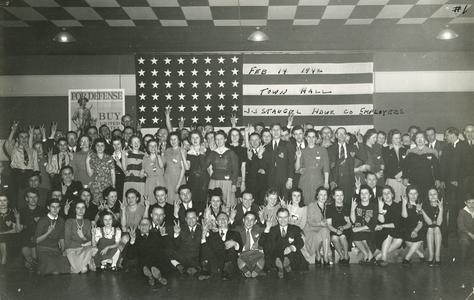 J.J. Stangel Hardware Company employees