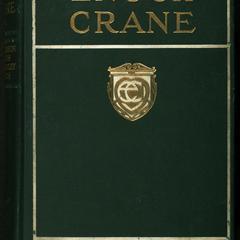 Enoch Crane : a novel