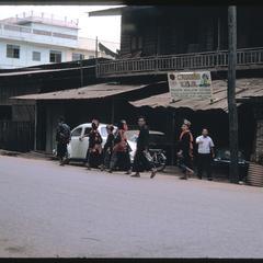 Side street shops