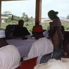 People at CHESTRAD meeting in Iloko