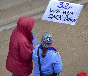 "32% ""We Won't Back Down"""