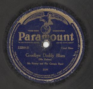Goodbye daddy blues