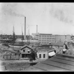 Allen Tannery near bridge