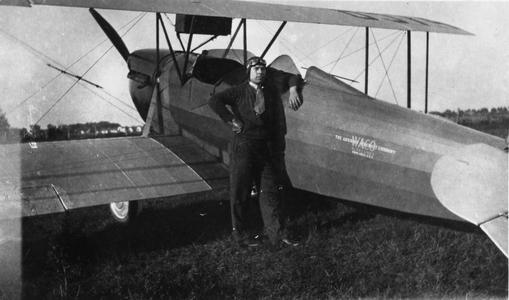 John Sodlink with Waco 10