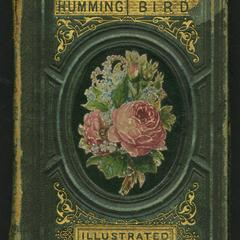 The humming bird, a Christmas and New-Year's gift