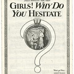 Girls! why do you hesitate?