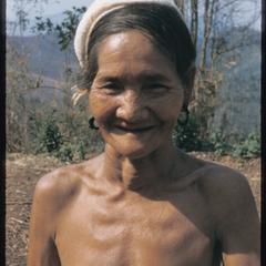 Kammu (Khmu') woman