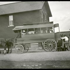 Omnibus - Magill Jewelry Shop - Greenfield Village