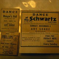 Art Sohre Orchestra newspaper ads